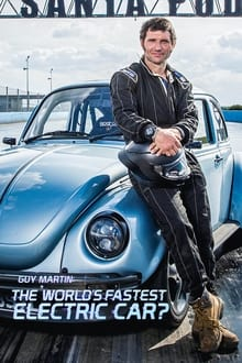 Image Guy Martin: The World's Fastest Electric Car?