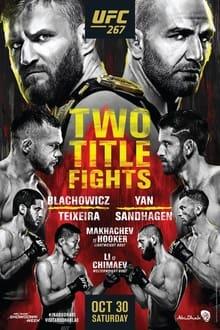 Image UFC 267: Blachowicz vs. Teixeira