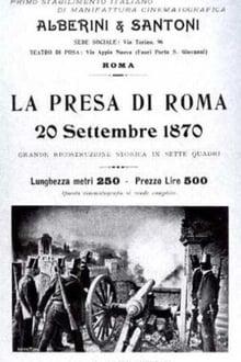 La Prise de Rome (20 septembre 1870) (1905)