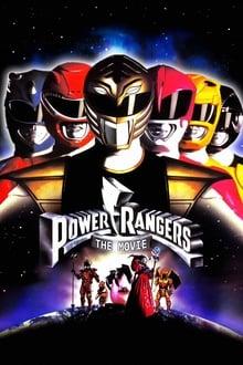 Image Power Rangers, le film 1995