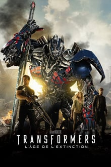 Transformers: Age of Extinction series tv