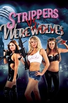 Image Strippers vs. Werewolves