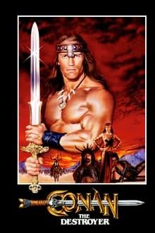 Image Conan le destructeur 1984