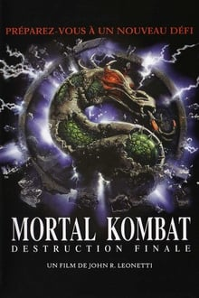 thumb Mortal Kombat : Destruction finale Streaming