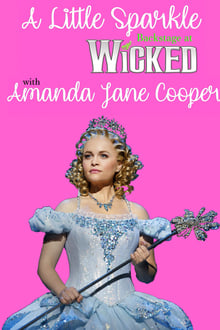 Image A Little Sparkle: Backstage at 'Wicked' with Amanda Jane Cooper