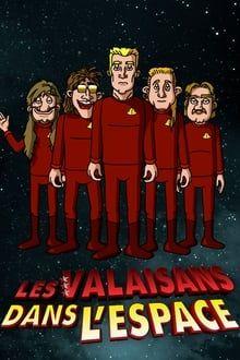 Image Les Valaisans dans l'espace