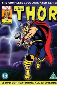 the Mighty Thor series tv