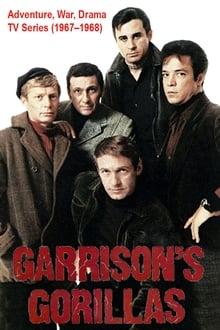 Garrison's Gorillas movie