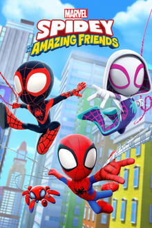 Spidey et ses amis extraordinaires (2021)