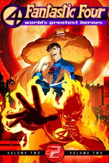 Fantastic Four: World's Greatest Heroes series tv