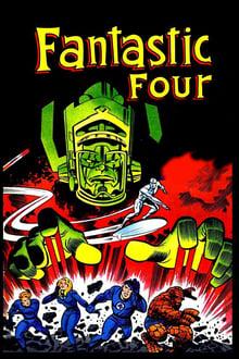Fantastic Four series tv