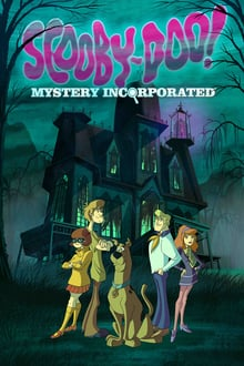 Scooby-Doo! Mystery Incorporated series tv