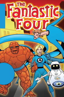 The New Fantastic Four series tv