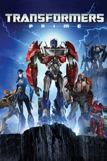 Transformers: Prime series tv