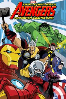 Avengers : l'équipe des super héros series tv