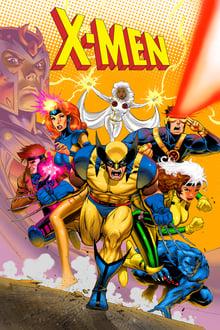 X-Men series tv