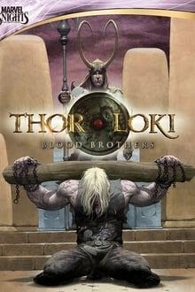 Thor & Loki: Blood Brothers series tv