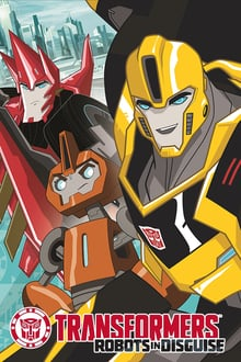 Transformers: Robots In Disguise series tv