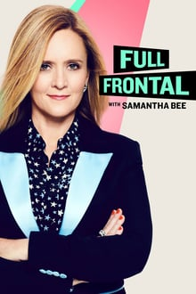 Image Full Frontal with Samantha Bee