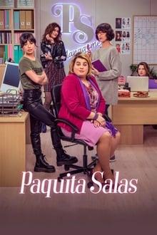 Paquita Salas movie