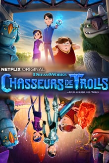 Image Chasseurs de Trolls : Les Contes d'Arcadia