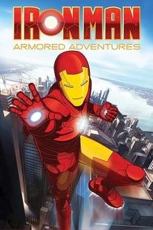 Iron Man: Armored Adventures series tv
