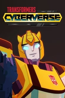 Transformers: Cyberverse series tv